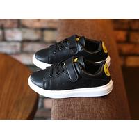 Giày sneakers cho bé trai B-06 đen