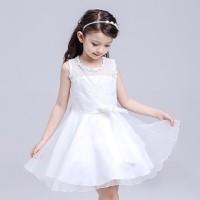 Đầm kết hợp ren công chúa