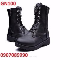 Giày bốt nam Hàn Quốc - GN100