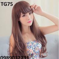 Tóc giả Hàn Quốc siêu đẹp - TG75