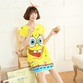 Váy ngủ hoạt hình ngộ nghĩnh ROZALO RWV62201YM – Họa tiết mặt cười