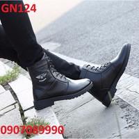 Giày bốt nam cao cấp - GN124