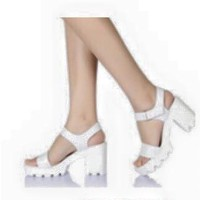 giày đế xuồng cao 9cm 1271