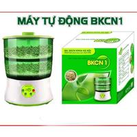 Máy làm giá đỗ rau mầm sạch của Đại học bách khoa Hà Nội