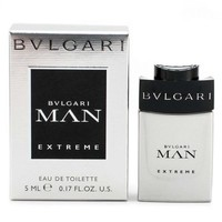 Nước hoa nam mini chính hãng Bvlgari Man Extreme EDT 5ml
