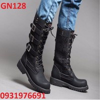 Giày bốt nam mẫu cực HOT 2016 - GN128