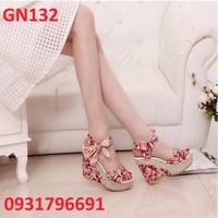 Giày đế xuồng HOT - GN132