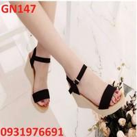 Giày đế xuồng nữ HOT - GN147