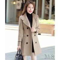 áo khoác dạ cao cấp-Y3106