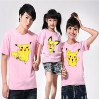 Áo gia đình pikachu de thương