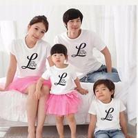 Áo gia đình 3L