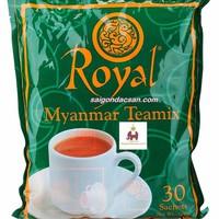 Trà sữa Myanmar Royal Teamix 600g: 30x20g - Royal MT01