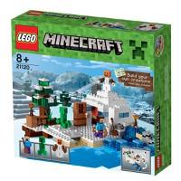 Đồ chơi lắp ghép Lego Minecraft 21120 - Căn cứ băng giá