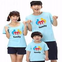 Áo gia đình hạnh phúc