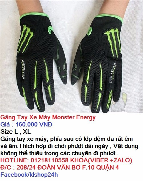 MONSTER PROBIKER FOX ALPINESTAR Do Bao Ho Moto Xe May - 27