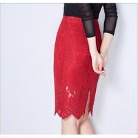 Chân váy ren ôm thời trang cao cấp 2016 -  MZ327
