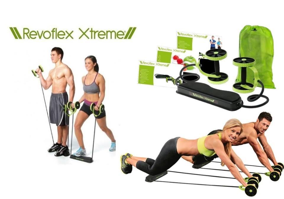 Dụng Cụ Tập Cơ Bụng Revoflex Xtreme