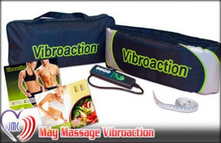 Máy massage Vibroaction