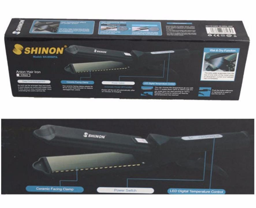 Máy kép tóc shinon Sh-8998TA bản lớn