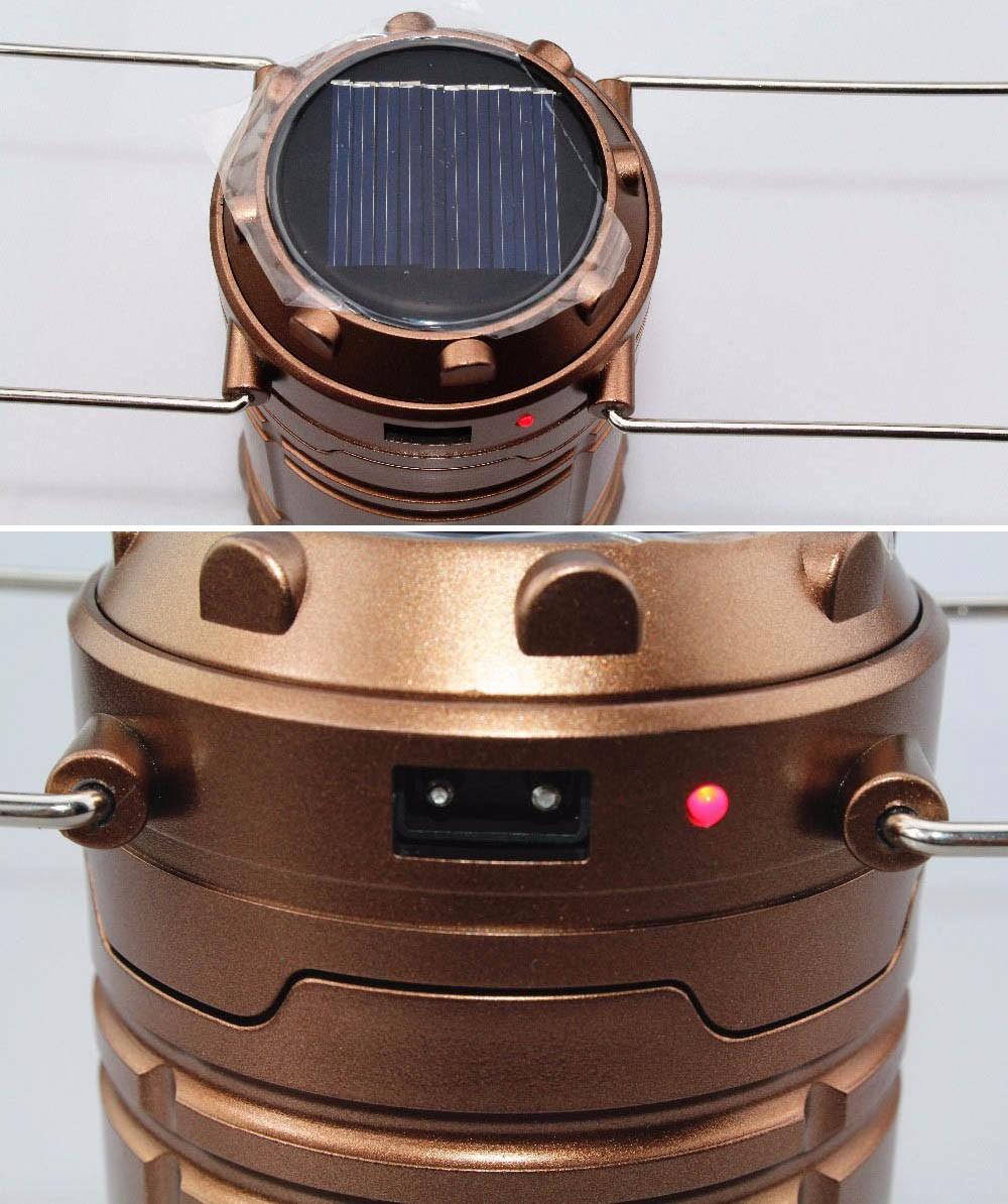 Đèn bão xách tay 3 trong 1 pin năng lượng mặt trời G85