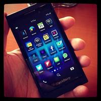 Blackberry z10 bản dev Alpha B