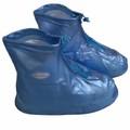 Giày đi mưa Phúc Minh -Xanh