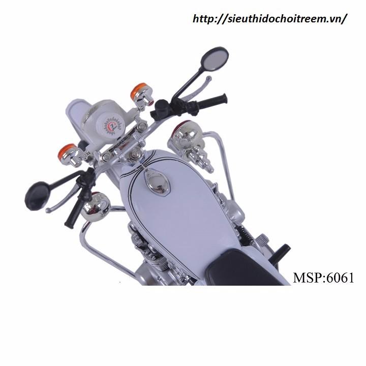 Mo hinh xe mo to KAWASAKI 750 RSP POLICE ty le 112 Joycity tai Sang Nhi