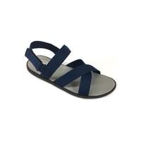 Giày sandal 3 quai ngang phong cách trẻ trung