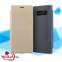 Bao da Samsung Galaxy Note 8 hiệu Nillkin Sparkle