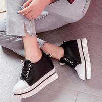 Giày bánh mì nữ cá tính BM061D