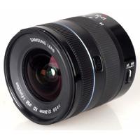 Lens Samsung NX 12-24mm Ultra wide
