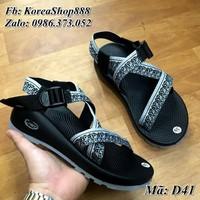 Giày Sandal Chaco Nam Ảnh Thật Mã D41