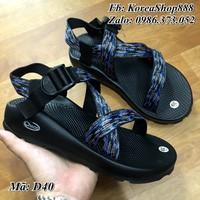 Giày Sandal Chaco Nam Mã D40