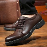 Giày da nam cao cấp, da thật, mẫu mới 2017 ZS037