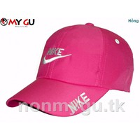 Nón thể thao thời trang M588 - Màu hồng