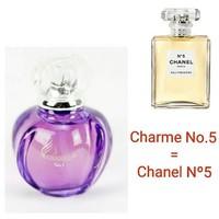 Nước Hoa Charme Chanel No5 Chính Hãng Lưu Hương Cực Lâu