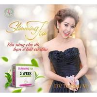 Trà Thảo Mộc Giảm Cân Slimming Tea - Liệu trình 14 ngày
