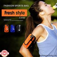 Túi Đeo Điện Thoại Thể Thao Fresh Style AV01