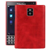 Ốp Lưng Ione Blackberry Passport Màu Đỏ