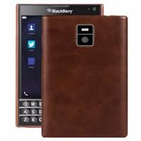 Ốp Lưng Ione Blackberry Passport Màu Nâu