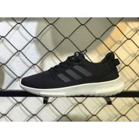 Giày Adidas cloudfoam Black Nam-Nữ, giày thể thao