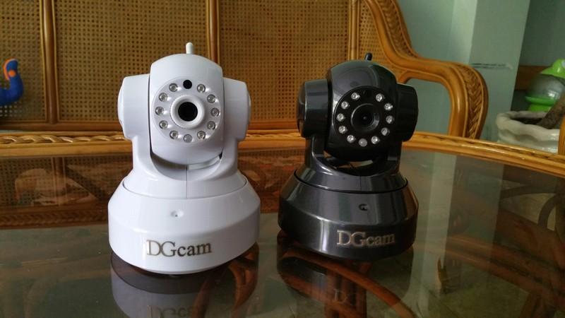 Camera wifi thông minh giám sát  nhà, NV, shop, trẻ v.v.. qua ĐT, Ipad ko cần đầu ghi