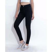Quần jean skinny màu đen