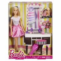 Đồ Chơi Búp Bê thời trang tóc barbie