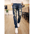 Quần jeans ống côn skinny ZL