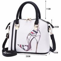 Túi xách thời trang nữ họa tiết Nice - LN1399