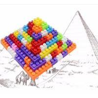 Đồ chơi lắp ráp thông mình 275 mảnh ghép