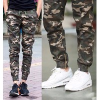 quần kaki lính nam nữ