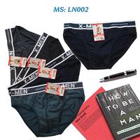 Bộ 05 quần lót nam Xmen