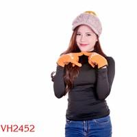 Mũ len nữ thời trang Hàn Quốc.